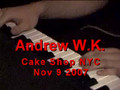 Andrew W.K. - Botched Bach