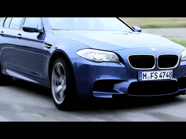 History of the BMW M5