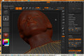 Filling a hole in Zbrush