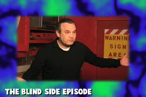 The Blind Side Starring Paul Provenza