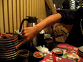 Jiro and the sushi plates