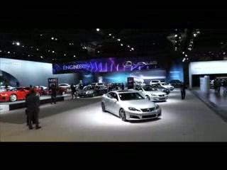 2012 Washington Auto Show Preview