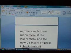 WindowsVistaSpeechRecognitionTestedEquations.avi