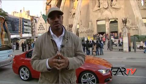 2012 BMW 328i Sedan Test Drive in Barcelona