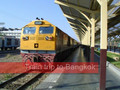 Thailand 2005  - Train trip to Bangkok