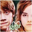 Trailer Ron and Hermione