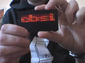 parto1 - Led Scrolling Nametag Badges
