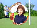 Aya Matsuura Golf CM 2006