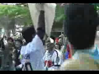Mowotas dancing to Romantic Ukare Mode