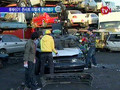 DBSK - Smashing Old Cars Scenes