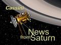 Saturn's Moon Titan - Lakes of Liquid Methane
