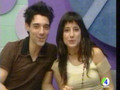 Idaira y airam en 4 tv