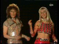 ABBA - Waterloo Video in GERMAN language - very very rare