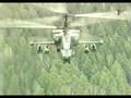 Russian Helicopter Ka-50 Black Shark