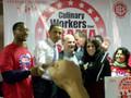 Barack Obama Rally At Las Vegas Culinary Union: Part 7
