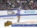 Sasha Cohen's Long Programme at 2002 Skate Canada.