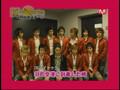 070303 Backstage at K-Pop Super Live Concert on M.Net Japan