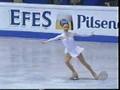 Sasha Cohen's Long Programme at 2004 Worlds Championship.
