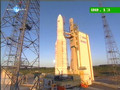 Ariane 5 ECA: DirecTV-9S, Optus D1, LDREX-2 (October 13th 2006)