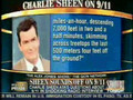 Charlie Sheen on 911 - Day 1