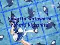 Tokyo Mew Mew karaoke ( my sweet heart)