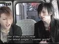 Alice Nine Tora & Saga comment (Subbed)