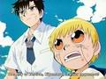 Zatch Bell Goes Gay! =o?