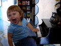 The One Year Old Pianist