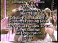 Miss Teen USA 1988- Farewell Walk & Crowning