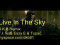 Live in the sky D K B Remix