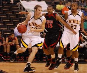 Will Carpenter '09 Basketball Highlights - 1st Half of RJR Season.mpg