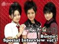 Buono! ~Special Interview (Vol. 1 & 2)
