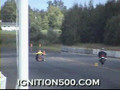 Ski-Doo vs Bike
