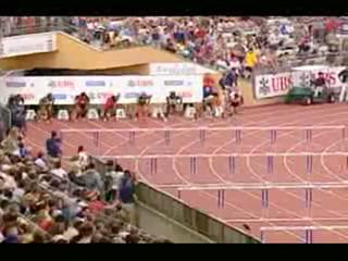 Liu Xiang breaks 110m Hurdles WR