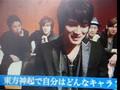 JaeJae Short interview laughing shot