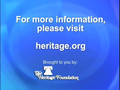 Heritage In Focus: This Week on the Hill