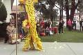 Lion Dance Demo Part 1 of 2