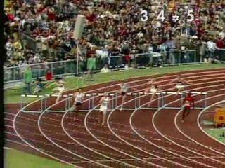 400m Hurdles Olympic Final 1972 - Munich