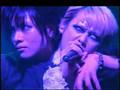 Dir en grey - Hydra (Live) - Toshiya & Kyo Fanservice