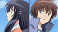 Hanbun no Tsuki ga Noboru Sora 2 - Erbe der Tada-Sammlung