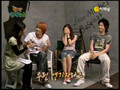 070403.SBS news.Playbill photographing.heechul&kibum interview