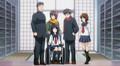Hanbun no Tsuki ga Noboru Sora 4 - Der einzige Tag in der Schule