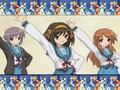 Haruhi Dance + Negima