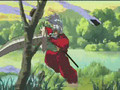 Inuyasha Movie 2 amv - Sorry Blame it on me