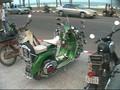 songkhla old motor bikes