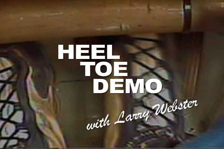 Heel Toe Demo