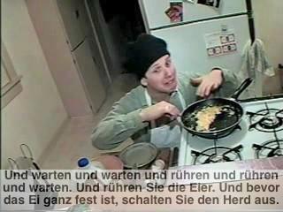 Kochen mit Herrn Nelson 4: Ruehreier