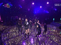 Lee Hyori - Toc Toc Toc (SBS Music Space 04.04.07)