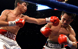 Manny Pacquiao vs Jorge Solis Fight (Full Video)