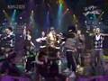 Big Bang and Haha - special stage Music Bank